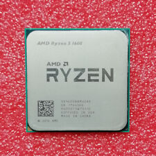 AMD RYZEN 5 1600 6-Core CPU YD1600BBM6IAE 3.2 GHz Scket AM4 Processors Free ship