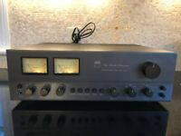 Mint Vintage NAD 3045 Stereo Amplifier Box & Manual Perfect Working Condition