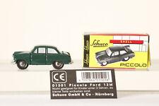 Schuco Piccolo Ford 12 M  dunkelgrün   (65327)