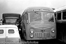 Banfield, Peckham DCB262 Leyland Royal Tiger Bus Photo Ref P202