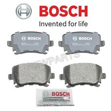 For Audi A4 Quattro Rear Brake Pad Set BOSCH QUIETCAST 8E0 698 451 J