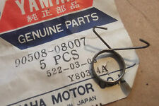 YAMAHA YDS7 RT1 RT2 RT3 GENUINE GEAR SHIFTER LEVER '3' SPRING - # 90508-08007