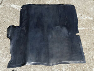 Classic Mini BMC Leyland Boot liner (floor and lid) black plastic unused