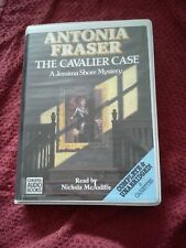Antonia Fraser 8 Cassette Audio Book THE CAVALIER CASE Read By Nichola McAuliffe