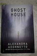 Ghost House by Alexandra Adornetto (English) Hardcover Book