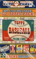 2007 Tristar World's Greatest Card Chase Multi-Sport 20ct Blaster Box