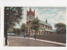 Roman Catholic Church Gordon Road Lowestoft 1906 Postcard 727a