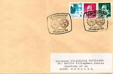 España Exposición Filatelica Molins de Rei año 1993 (BS-457)