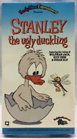STANLEY, THE UGLY DUCKLING [VHS] * Family Home Entertainment OOP Rare HTF Vtg