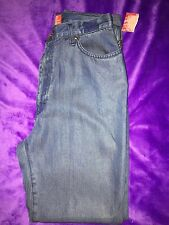 NWT~Jeans~Blue~Straight Leg~size 2~skinny-faded-stretch-free Shipping