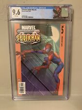 Ultimate Spider-Man #5 CGC 9.6 NM+ Custom Label