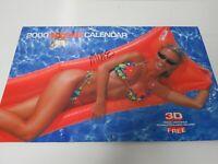 2000 Hooters Girls Calendar with Autographs