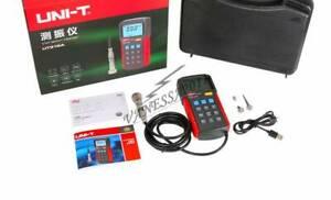 UNI-T UT315A Handheld Bibration Testers,Speed/Displacement Split Vibrometer