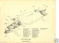 AVRO VULCAN REPAIR MAINTENANCE MANUAL RARE Detail 1960's Historic RAF 100