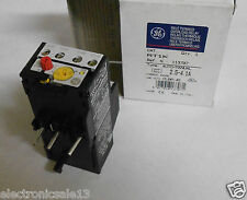 OVERLOAD RELAY RT1K TYPE AUTO/MANUAL. 2.5 - 4,1 A / USE WITH CL00-45