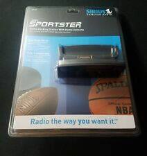Sirius XM Sportster SP-H1R Complete Home Kit