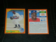 Frank Thomas 1990 Score Rookie & Traded #86T ROOKIE