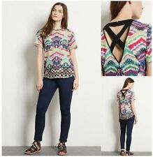 Paisley Party Regular Size Tops & Shirts for Women