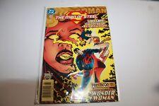 DC SUPERMAN MAN OF STEEL #127 AUG 2002