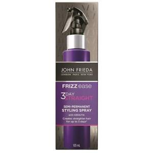John Frieda Frizz Ease 3 Day Straight Styling Spray - 103mL