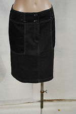Jupe noire DPM    taille 40  ref 0715338