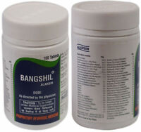 Alarsin Bangshil Herbal 100 TABLETS - FREE SHIPPING