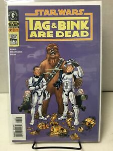Star Wars Tag and Bink Are Dead #2 - NM- (9.2) - Dark Horse Comics, 2001
