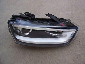 2016-2018 Audi Q3 SUV Passengers Xenon LED Headlight OEM RT Headlamp Lamp HID