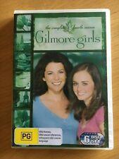Gilmore Girls Season 4 DVD 6 Disc Set
