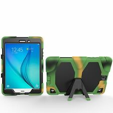Per Samsung Galaxy Tab a t550 in silicone 9,7 pollici Hybrid Case Cover Outdoor Bag