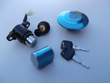 Ignition Switch Fuel Cap Lock Set Complete for Lexmoto Michigan 125