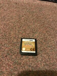 Pokemon Heart Gold Version Ds - used  works - good condition no box