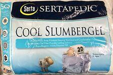 Serta Cool Slumber Gel Pillow Standard/Queen Size