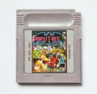 Gargoyles Quest II - Game boy Gameboy Color GBC 16 bit video game Model Nintendo