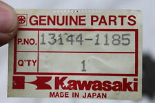 1991-1993 ZR750 KAWASAKI (KSB201) NOS OEM 13144-1185 SPROCKET