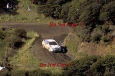 Kenneth Eriksson Mitsubishi Lancer Evo II Nueva Zelanda Rally 1994 fotografía 4