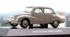 DKW Auto Union 1000S 1960 Argentina Rare Diecast Scale 1:43 New Sealed+Magazine