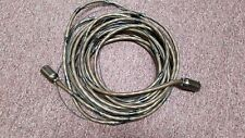 Original Hammond-Suzuki / Leslie 6-Pin Speaker Control Cable ~35ft