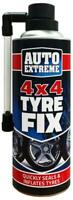 4X4 LARGE QUICK FIX CAR EMERGENCY FLAT TYRE INFLATE PUNCTURE REPAIR KIT 450ml