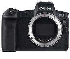 Canon 2018 Model EOS R Body Black Mirrorless Single Lens Digital Camera New