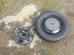 FORD FOCUS 11-16 JACK SET/16 INCH 5 STUD SPACE SAVER SPARE WHEEL 125x90x16