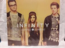 AGAINST THE CURRENT INFINITY CD 2014 DEBUT EP NEW SEALED