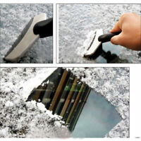 Eiskratzer Rostfreier Stahl Schneeschieber Eisschaufel Auto Eisschaber Universal