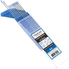 TIG Welding Tungsten Electrode 2% Lanthanated(Blue, WL20) 1/16