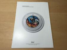 Brochure IWC Schaffhausen - Il Nuovo AQUATIMER - La Rivoluzione Subacquea di IWC