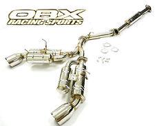 OBX Catback Exhaust Fits 13-15 Scion FR-S ZM6 86/GT86+ 2013 Subru BRZ ZC6 2.0L