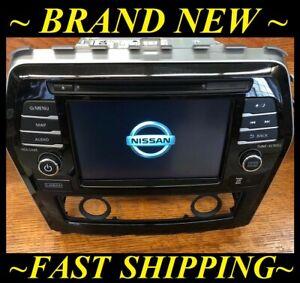15 - 17 Nissan Maxima OEM BOSE Apple Carplay GPS Navigation AM FM XM Receiver