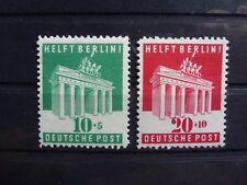 Germany, Allierte besetzung, 1948, 101-102, **MNH