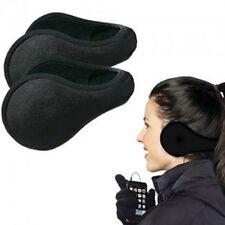 Fleece Earmuff Winter Ear Muff Wrap Band Warmer Grip Earlap Gift Men