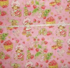 Nurse uniform scrub top xs sm m lg xl 2x3X 4X 5X 6X  STRAWBERRY SHORTCAKE